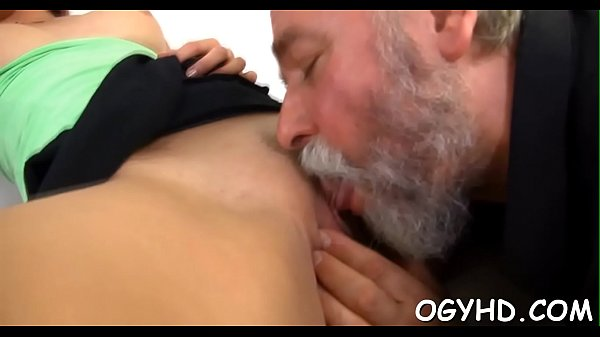 Blowjob, Old young