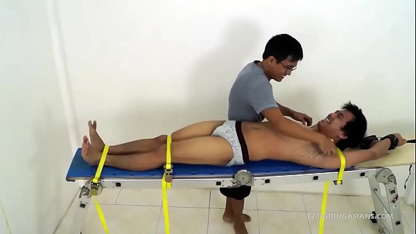 Tied, Tickling, Tickles, Gay asian, Asian bondage, Asian tickle