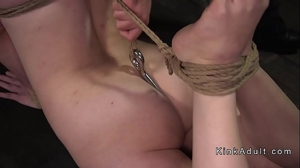 Tied, Tie, Painful anal