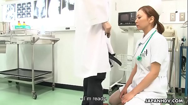 Nurse, Japanese nurse, Japanese big ass, Uncensored asian, Japanese doctor