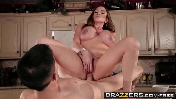Brazzers, Stocking mom, Stockings office