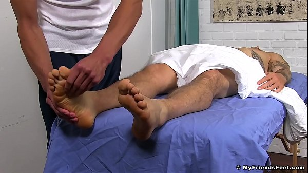 Foot worship, Relax, Relax gay