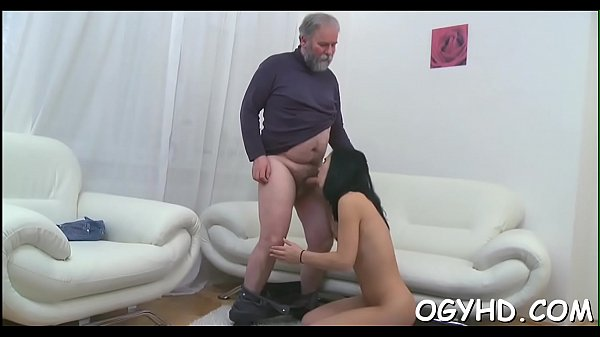 Old young, Blow job