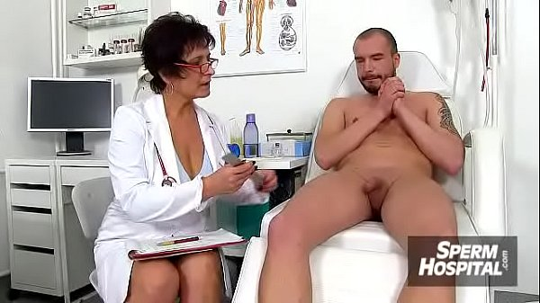 Mature, Doctor, Lady boy