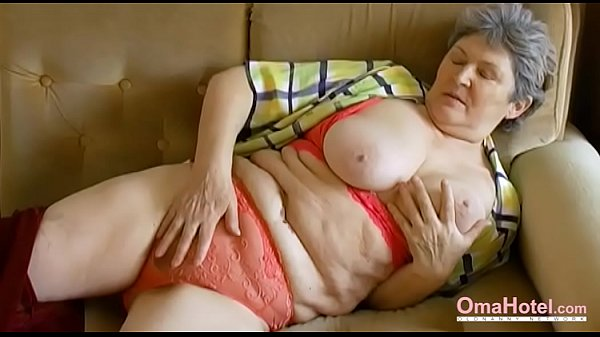 Granny, Mature hairy
