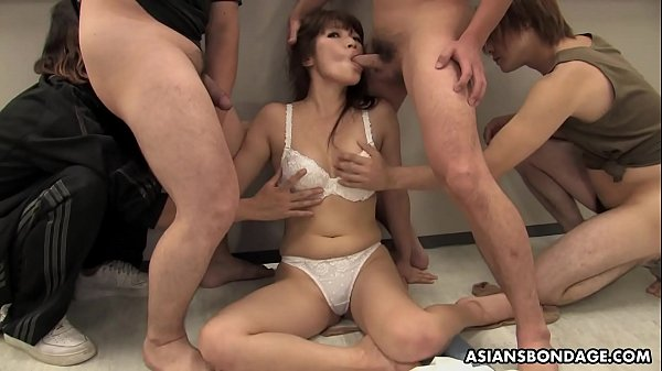 Tied, Asian bdsm, Japan bdsm, Japan bondage, Cute asian