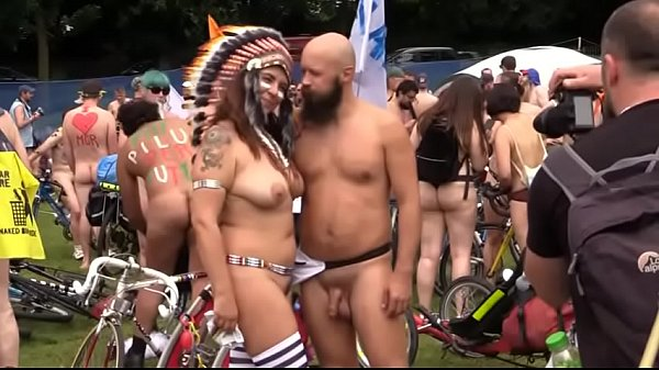 Usa, Bike, Nudism
