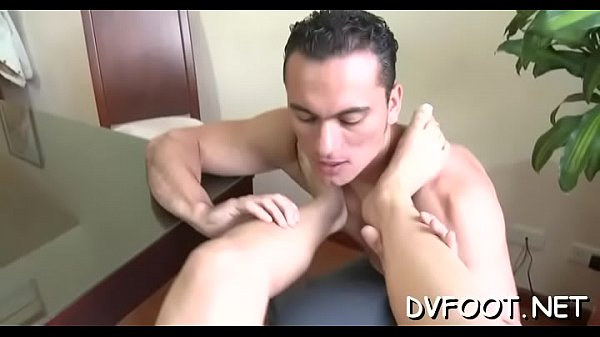 Foot, Foot job, Girl foot