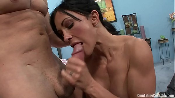 Cuckold eating, Wow, Cuckolding, Cuckold eat