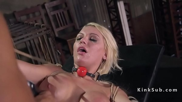 Tied, Tie, Pain, Painful anal, Painful, Bdsm squirt