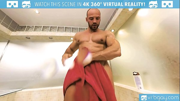 Vr porn, Muscle man