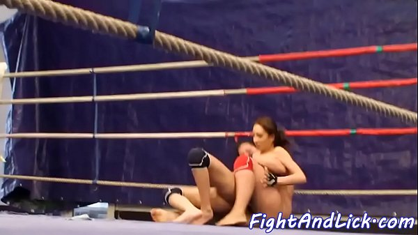 Wrestling, Sexfight, Catfight, Lesbian domination