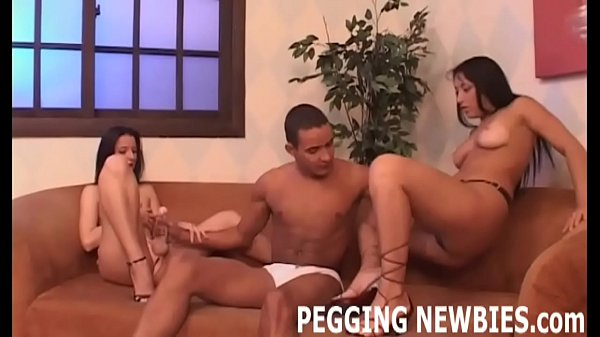 Pegging, Force, Bdsm gay, Bisexual
