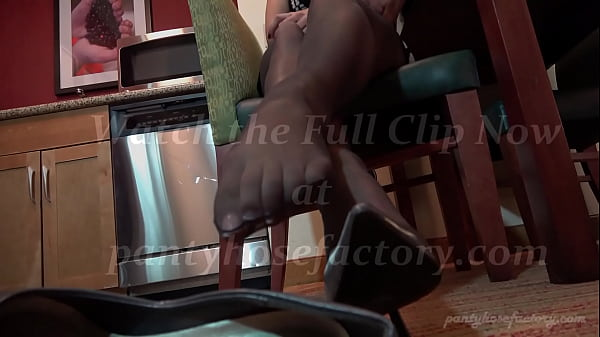 Nylon, Stocking, Shoes, Nylon foot, Stockings foot, Shoeplay
