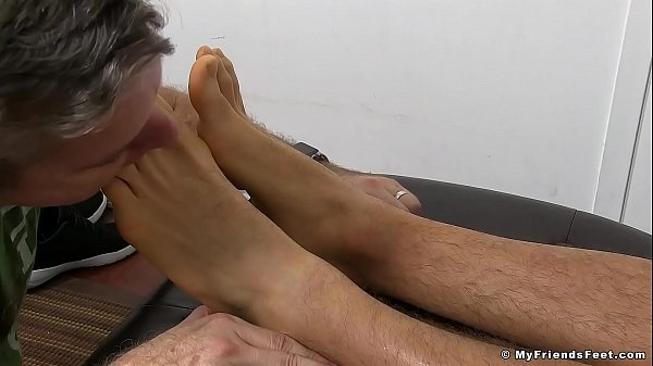 Sock, Relax, Older gay, Lick foot, Lick feet, Relax gay