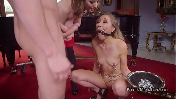 Slave, Painful anal