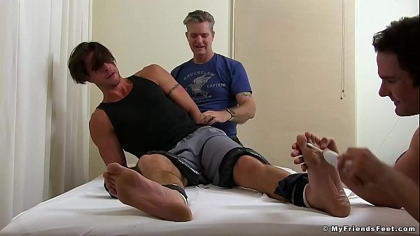 Foot, Tickle, Tickles, Tickleing, Cute gay